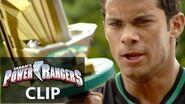 Power Rangers en Espanol El Entrenamieno de Mike