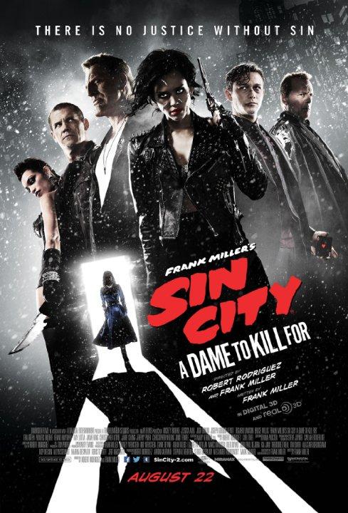 Sin City: Una mujer para matar o morir