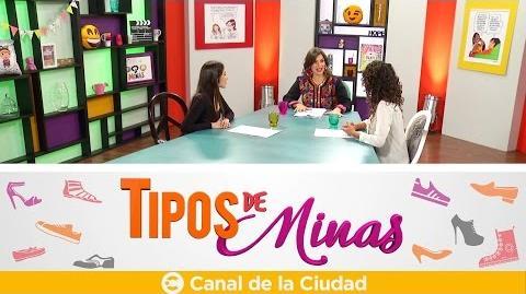 """Mujeres doblajistas"", Agustina Cirulnik y Natalia Rosminati en Tipos de minas"