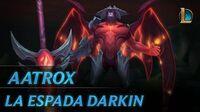 Aatrox, La Espada Darkin