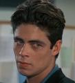 Dario Benicio del Toro Licencia para matar