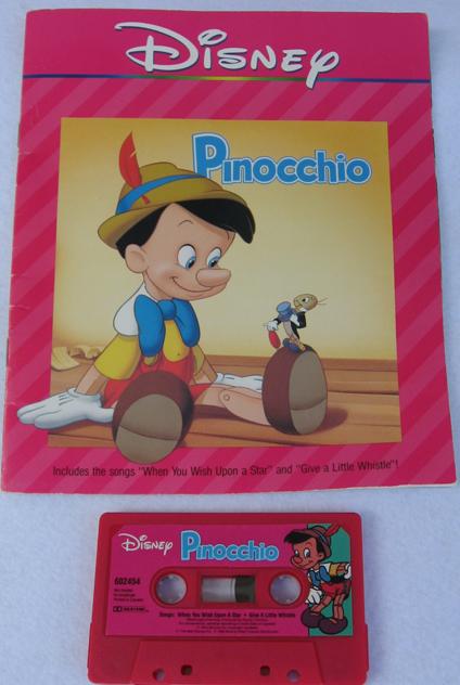 Pinocho (audio-cuento)