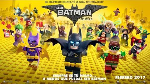 LEGO BATMAN- LA PELÍCULA - Murciélagos, mis animales favoritos - Oficial Warner Bros