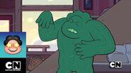 La pelea de Steven y Steven Cactus Steven Universe Futuro Steven Universe Cartoon Network