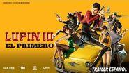 Lupin III El Primero, Trailer Oficial, Doblado al Español Latino