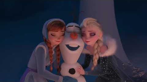 Olaf Otra Aventura Congelada de Frozen Trailer oficial Latino