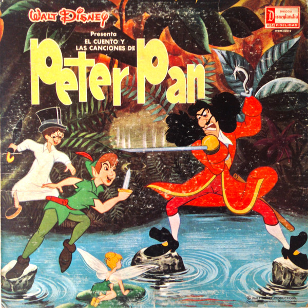 Peter Pan (audio-cuento)