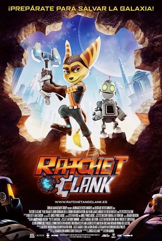 Ratchet & Clank (película)