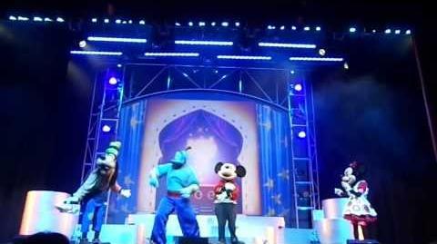 Disney Live Argentina Presentacion y Aladin