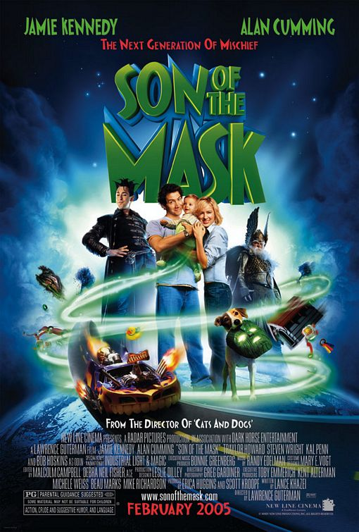 El hijo de La Máscara