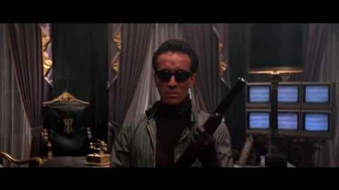 Ultima escena de Scarface (1983) Audio Latino Mexico