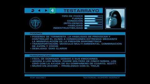 ARCHIVOS SECRETOS DE LA ANS Testarrayo