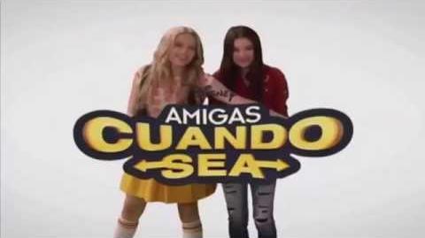Amigas Cuando Sea - Episodio 9 (Clip 1)-0