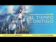 El Tiempo Contigo, trailer oficial doblaje. Estreno 12 de Noviembre