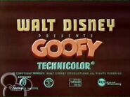 Goofy - La gimnasia de Goofy - Español Latino (Tercera versión)
