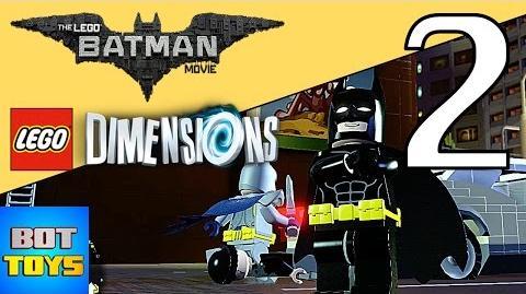 LEGO DIMENSIONS LEGO BATMAN MOVIE 2 EN ESPAÑOL - JUEGO LIBRE EN DIRECTO