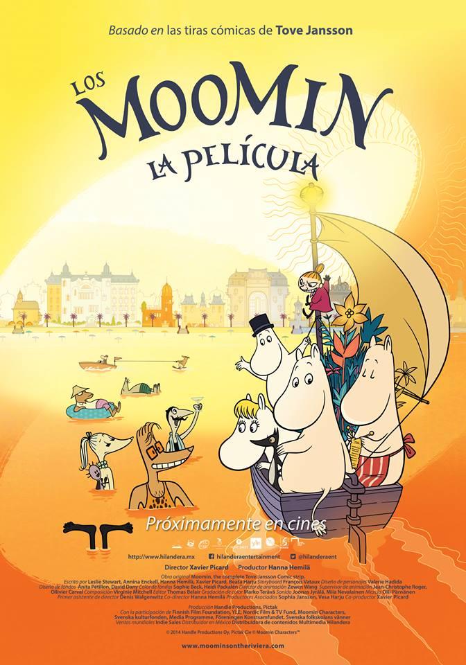 Los Moomin: La película
