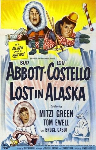 Abbott y Costello: Perdidos en Alaska