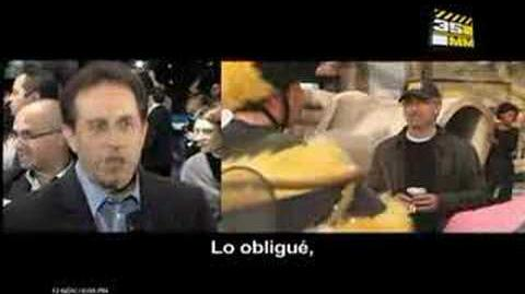 BEE MOVIE Entrevista Jaime Camil 35 MM