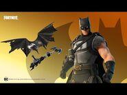 Batman cero llegó a la isla de Fortnite