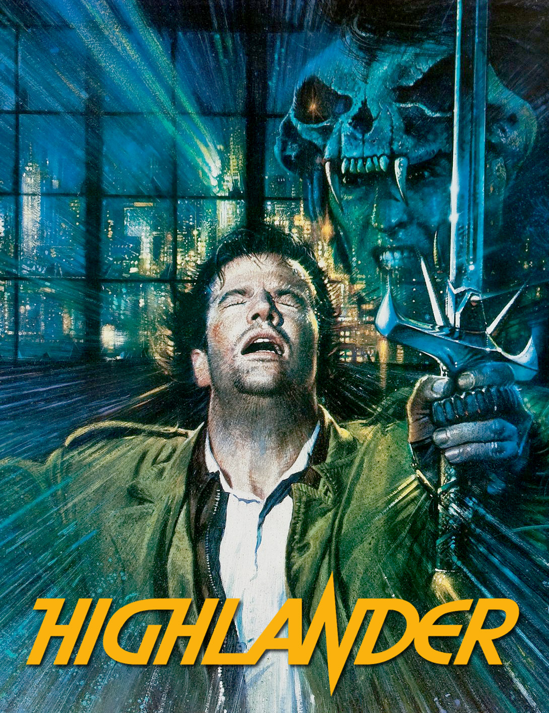 Highlander: El inmortal