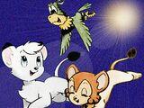 Kimba, el león blanco (1989)