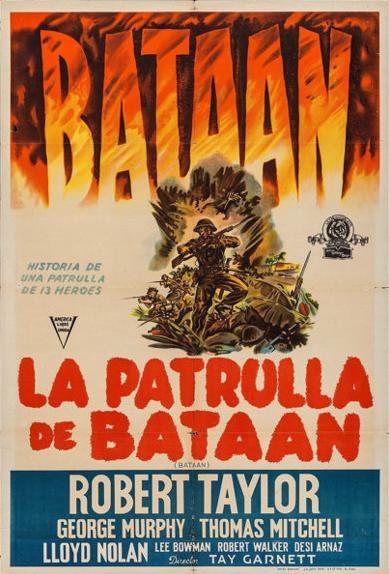 La patrulla de Bataán