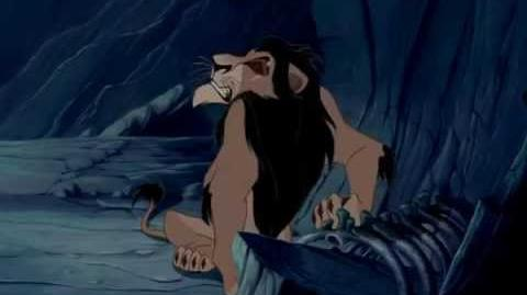 "Scar (9 14) español spanish ""El rey leon""."