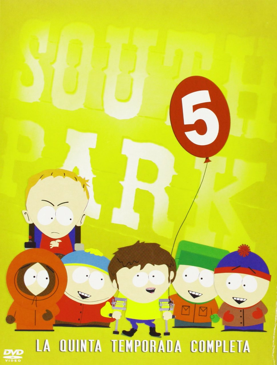 Anexo:5ª temporada de South Park