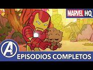 -4 Marvel Funko presenta- El Rey de la Selva
