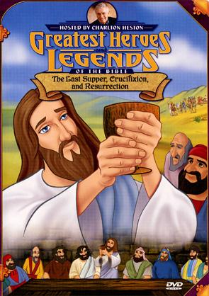Grandes héroes y leyendas de La Biblia