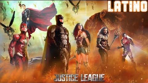 LIGA de la JUSTICIA (2017) Tráiler Doblado Español Latino OFICIAL ⭐ Justice League -Comic-Con-