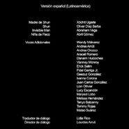 Héroes Modestos - Créditos