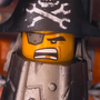 LEGO Barba Metálica