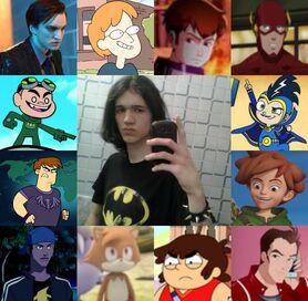 David y algunos de sus personajes-0.jpg