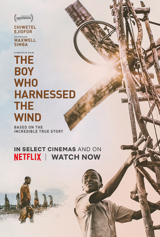 El niño que domó el viento