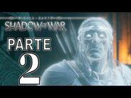 Middle-Earth- Shadow of War - Gameplay en Español latino - Parte 2 - No Comentado (PC Ultra)