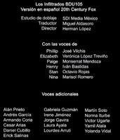 Doblaje Latino de The Americans (1ª Temp. - Cap. 6)