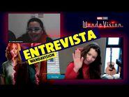 Entrevista con Irina Índigo ¡La voz de Wanda Maximoff-Scarlet Witch!