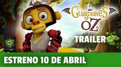 Guardianes De Oz - Trailer OFICIAL (2015)