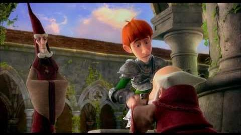 Justin, El Caballero Valiente (Justin and the Knights of Valour) - Tráiler Oficial HD