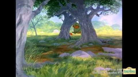Robin Hood - Que días más feliz Audio Latino