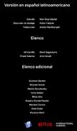Créditos doblaje Acosador nocturno A la caza de un asesino en serie (ep. 3)