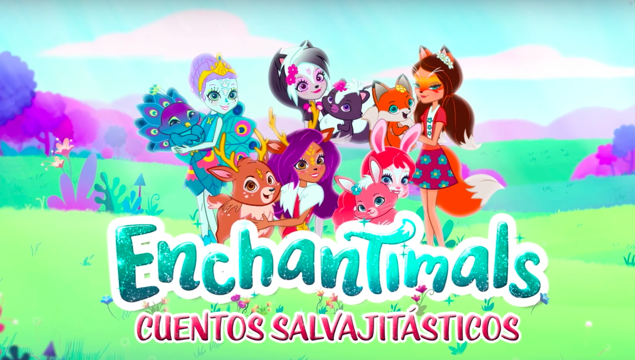 Enchantimals: Cuentos Salvajitásticos