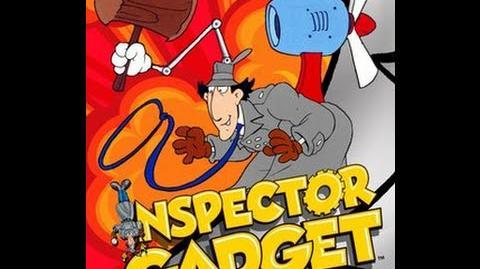 Inspector gadget 1x25,gadget va al oeste