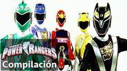 Power Rangers en Español ¡Momentos épicos de los RPM Rangers!