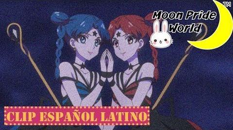 Sailor Moon Crystal - Acto 33 Infinidad 6 Tres Sailor Guardians Español Latino