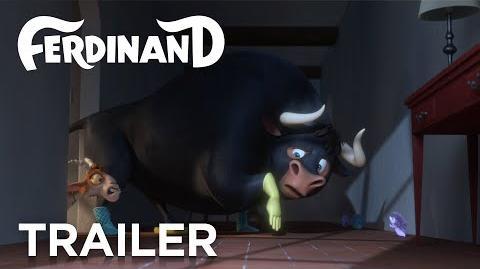 Olé, el viaje de Ferdinand Trailer 3 doblado Próximamente - Solo en cines