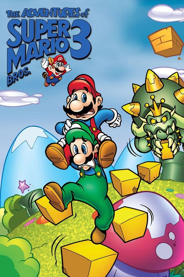 Las aventuras de los Súper Hermanos Mario