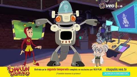 Chapulín Colorado animado, CAP1 2a Temporada
